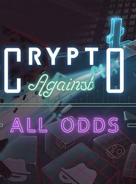 Crypto: Against All Odds Key Art