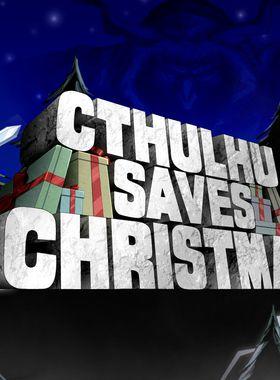 Cthulhu Saves Christmas Key Art