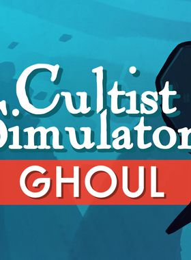 Cultist Simulator: The Ghoul Key Art
