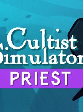 Cultist Simulator: The Priest Key Art