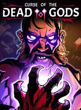 Curse of the Dead Gods Key Art