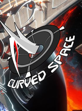 Curved Space Key Art