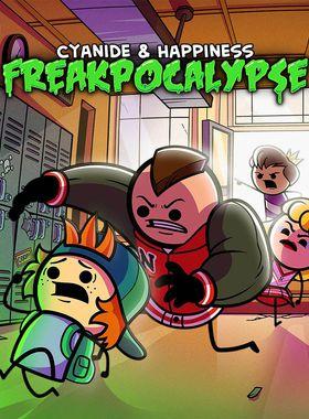 Cyanide & Happiness - Freakpocalypse Key Art