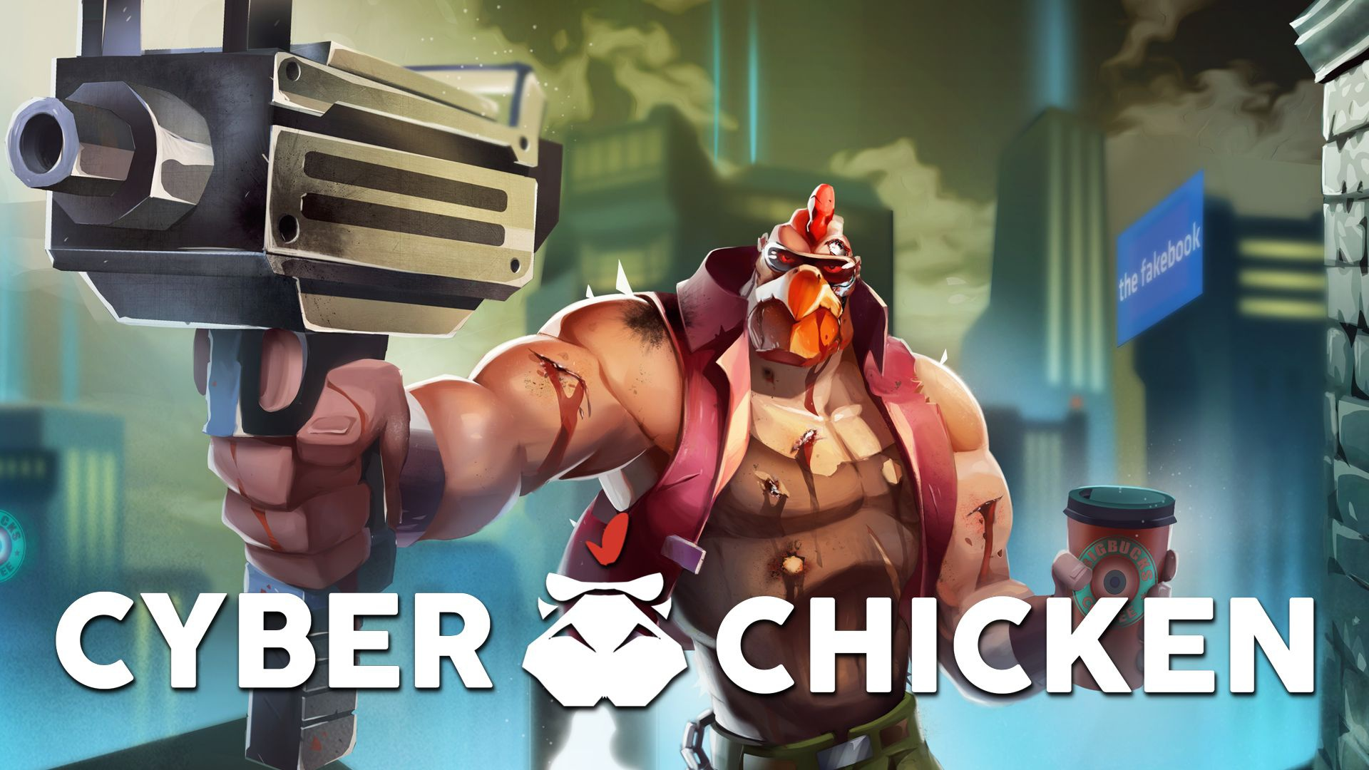 Cyber Chicken Video