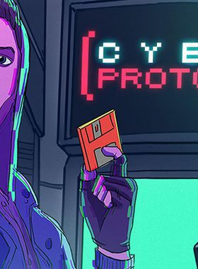 Cyber Protocol Key Art