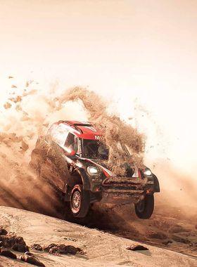 Dakar 18 Key Art