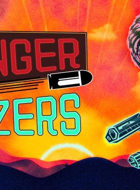 Danger Gazers Key Art