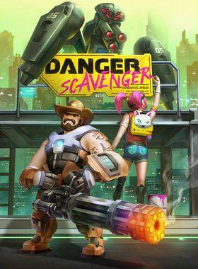 Danger Scavenger Key Art