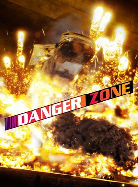 Danger Zone Key Art