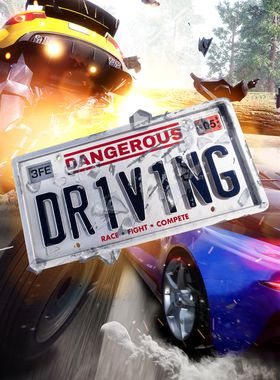 Dangerous Driving Key Art