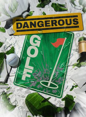 Dangerous Golf Key Art