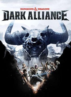 Dark Alliance Key Art