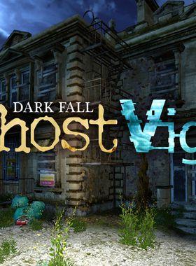 Dark Fall: Ghost Vigil Key Art