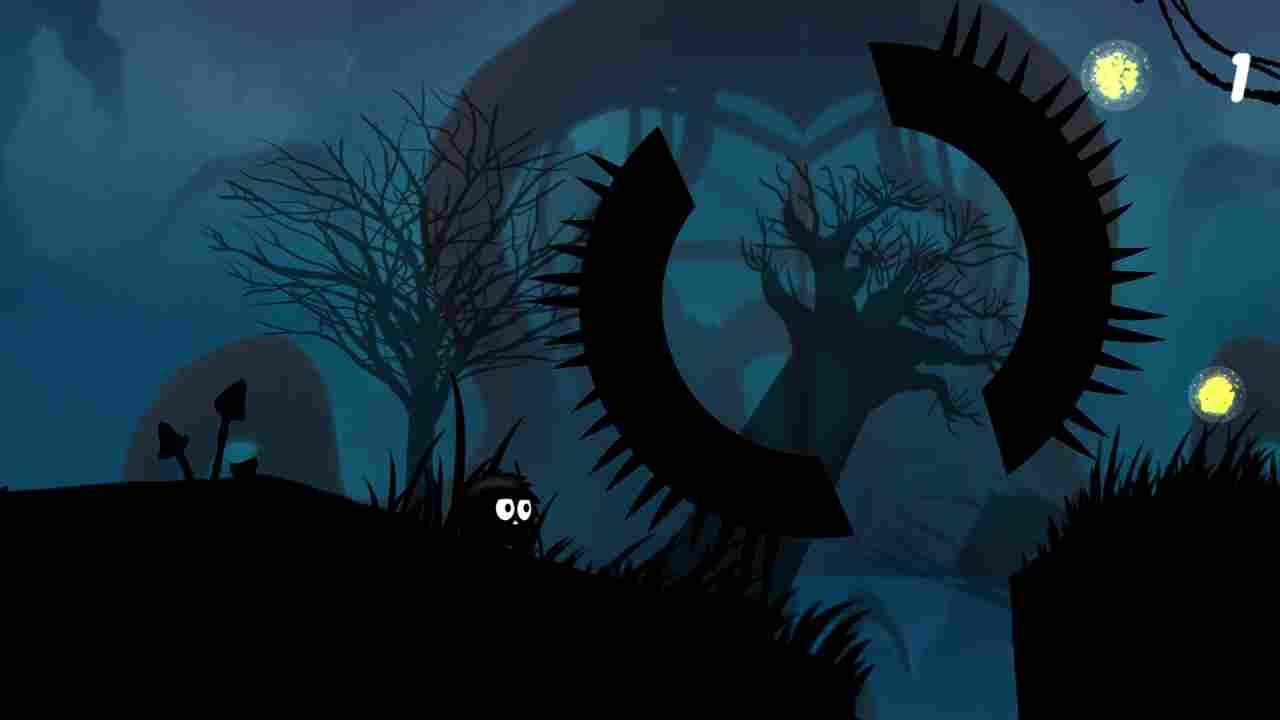 Dark Mystery Background Image
