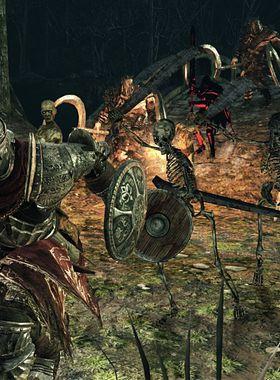 Dark Souls 2: Scholar of the First Sin Key Art