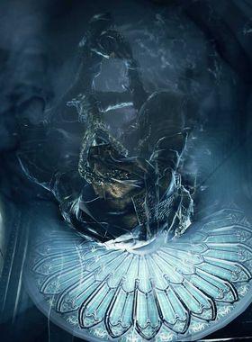 Dark Souls 3 Key Art