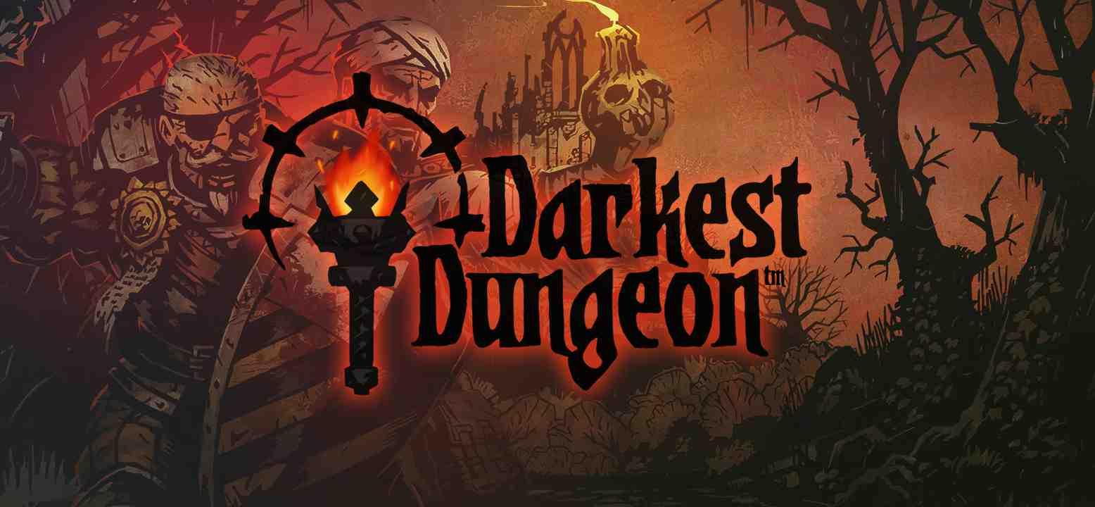 Darkest Dungeon Background Image