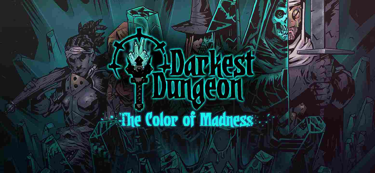 Darkest Dungeon: The Color Of Madness Background Image