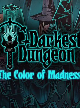 Darkest Dungeon: The Color Of Madness Key Art
