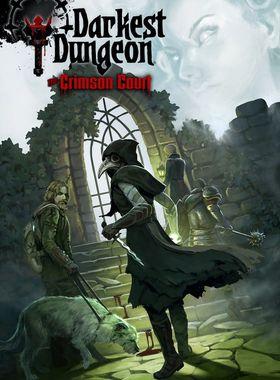 Darkest Dungeon: The Crimson Court Key Art