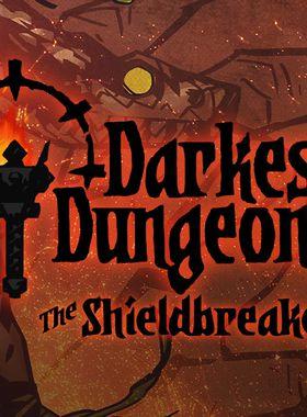 Darkest Dungeon: The Shieldbreaker Key Art