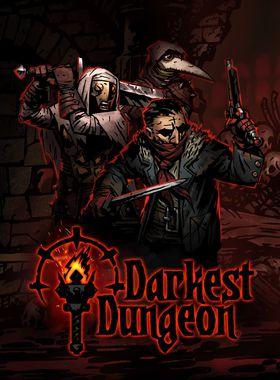 Darkest Dungeon Key Art