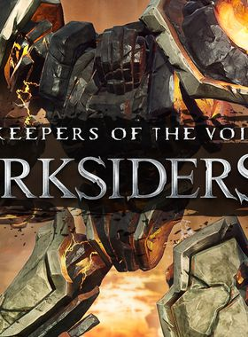 Darksiders 3 - Keepers of the Void Key Art