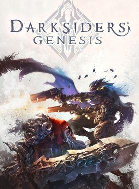 Darksiders Genesis Key Art