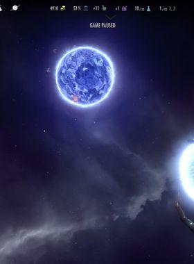Dawn of Andromeda Key Art