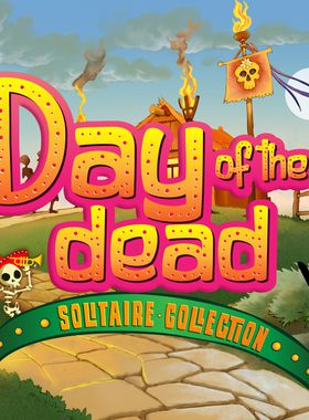 Day of the Dead: Solitaire Collection Key Art