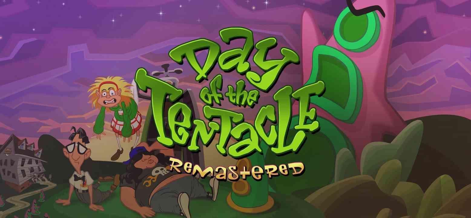 Day of the Tentacle Remastered Thumbnail