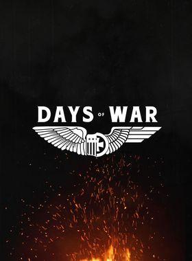 Days of War Map Editor Key Art