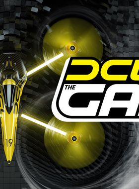 DCL - The Game Key Art