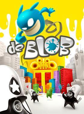 de Blob Key Art