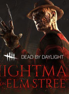 Dead by Daylight - A Nightmare on Elm Street Key Art