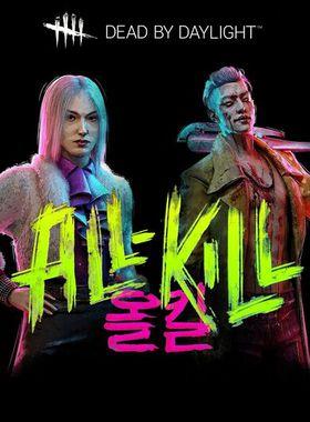 Dead by Daylight - All-Kill Chapter Key Art