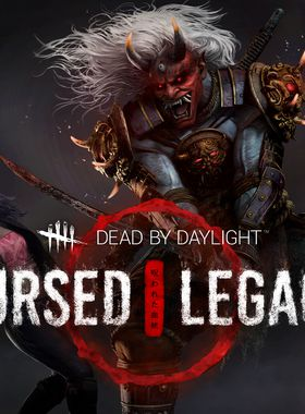 Dead by Daylight - Cursed Legacy Chapter Key Art