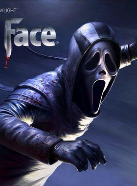 Dead by Daylight: Ghost Face Key Art