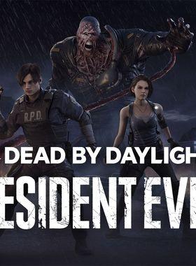 Dead by Daylight - Resident Evil Chapter Key Art