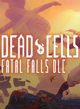 Dead Cells: Fatal Falls Key Art