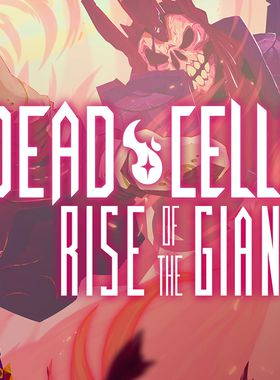 Dead Cells: Rise of the Giant Key Art