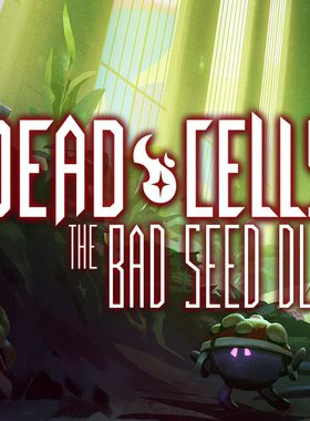 Dead Cells: The Bad Seed Key Art