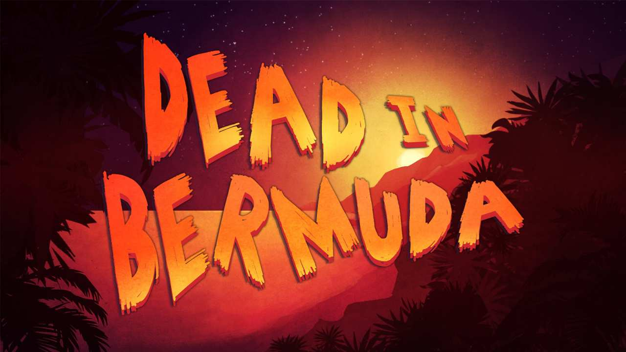 Dead In Bermuda Background Image