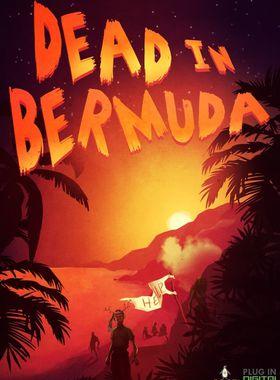 Dead In Bermuda Key Art