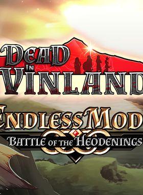 Dead In Vinland - Battle Of The Heodenings Key Art