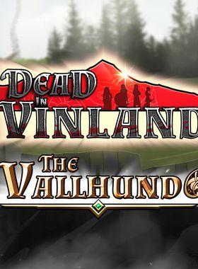 Dead In Vinland - The Vallhund Key Art