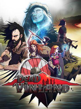 Dead In Vinland Key Art
