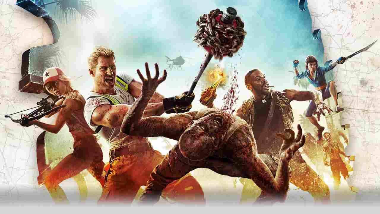 Dead Island 2 Background Image