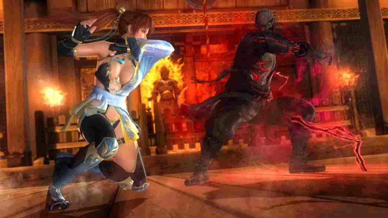 Dead or Alive 5: Last Round Thumbnail