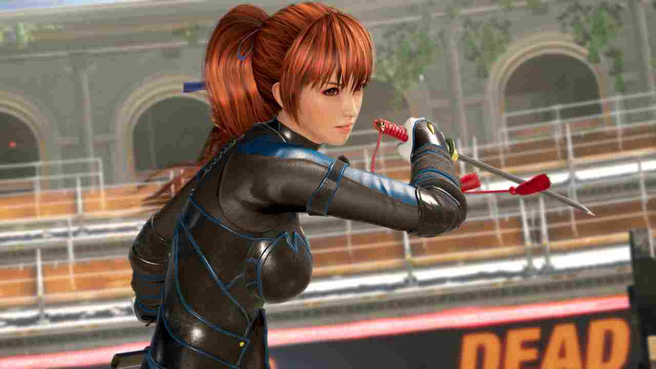 Dead or Alive 6 Thumbnail